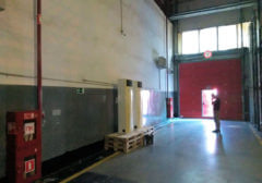 Охлаждение склада