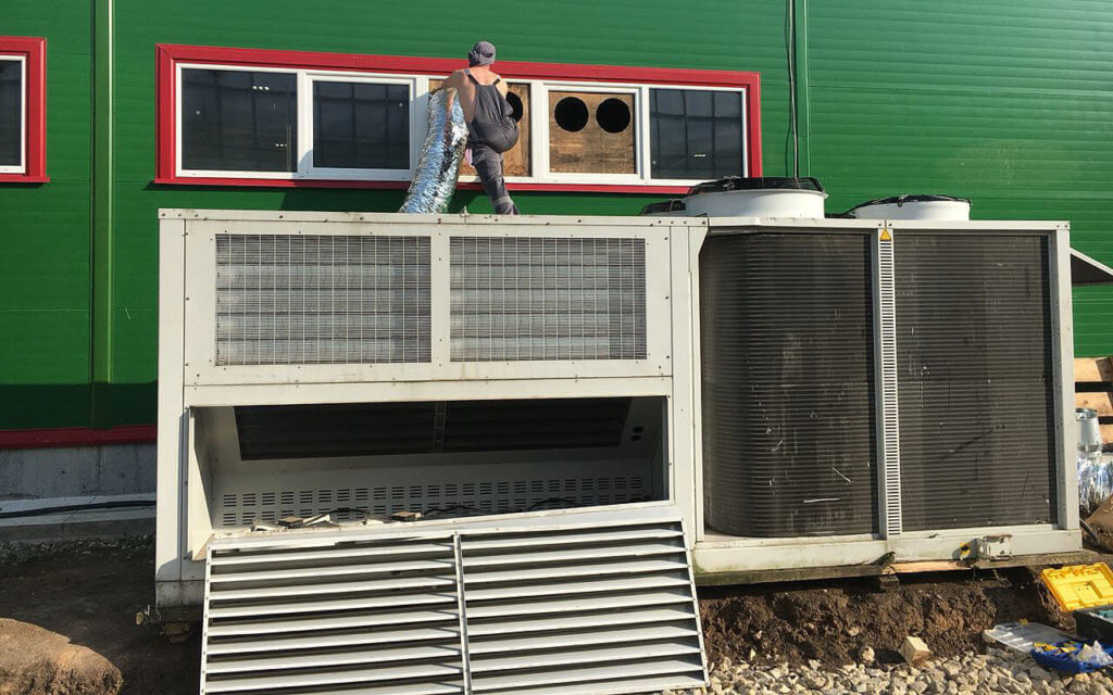Руфтоп аренда, прокат Rooftop для больших помещений