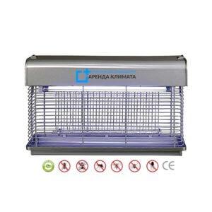 Лампа от комаров и насекомых GLEECON GB2-40 (s 200 м²)