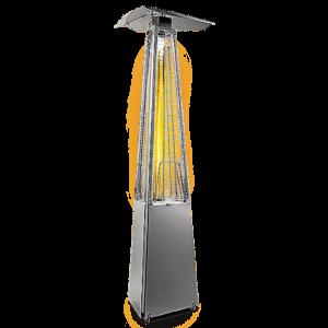 Газовый уличный обогреватель ND60 -13 кВт прокат, аренда